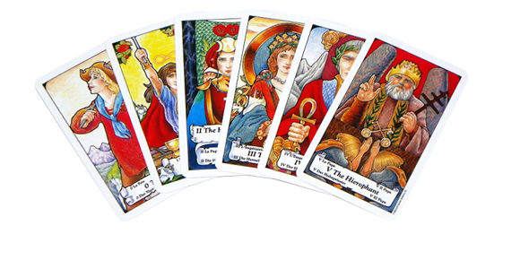 Discover How To Read And Tell The Future With Tarot Cards